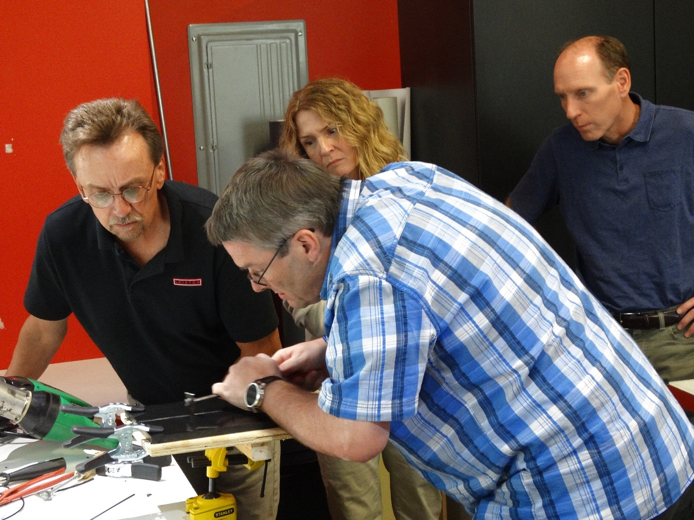 DVS Training at Leister Technologies, LLC