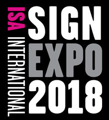 ISA Sign Expo - 2019