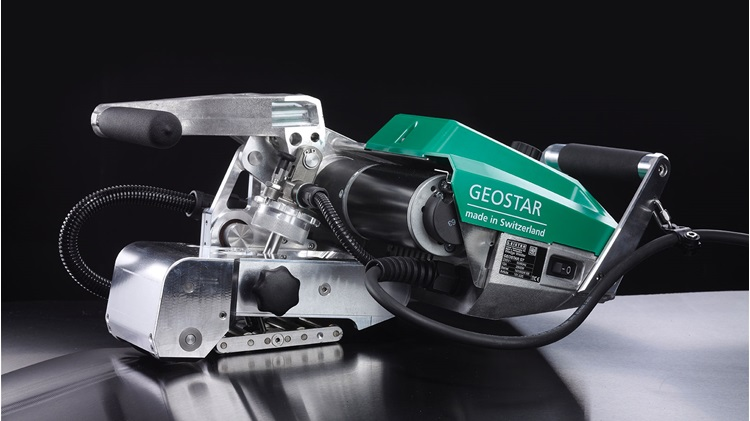 GEOSTAR hot-wedge welder