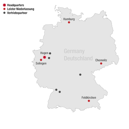 Leister Technologies Distributors in Germany