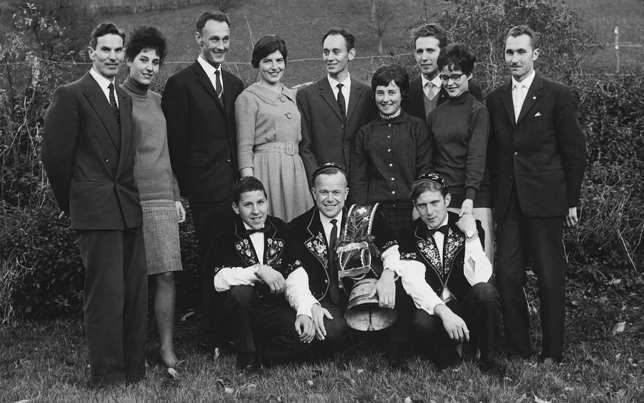 """Leister History - The """"Leister Family"""" (1963)"""