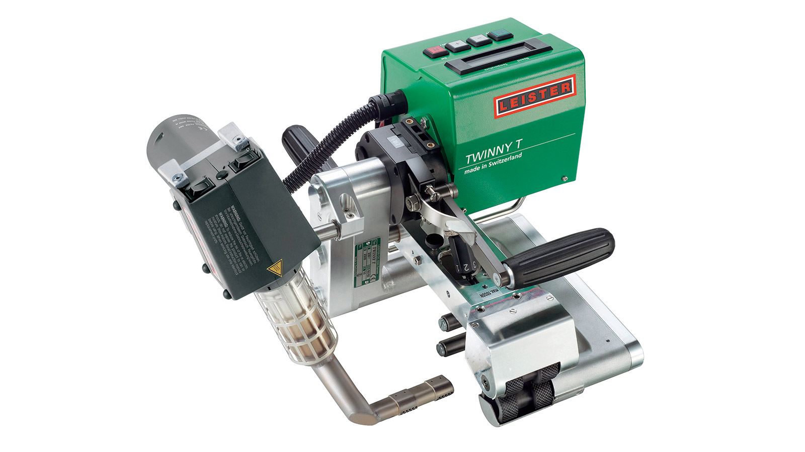 TWINNY T Combi-wedge welder