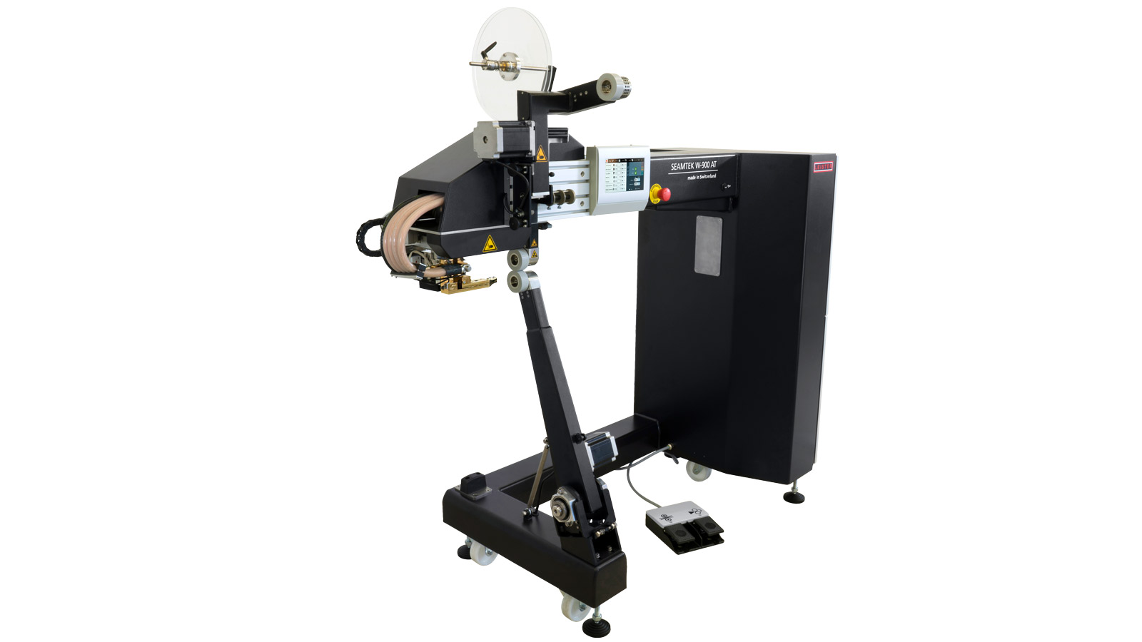 Leister Welding Machine SEAMTEK W-900 AT