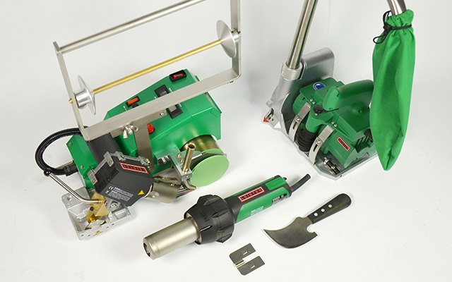 Plastic Welding Flooring Tools