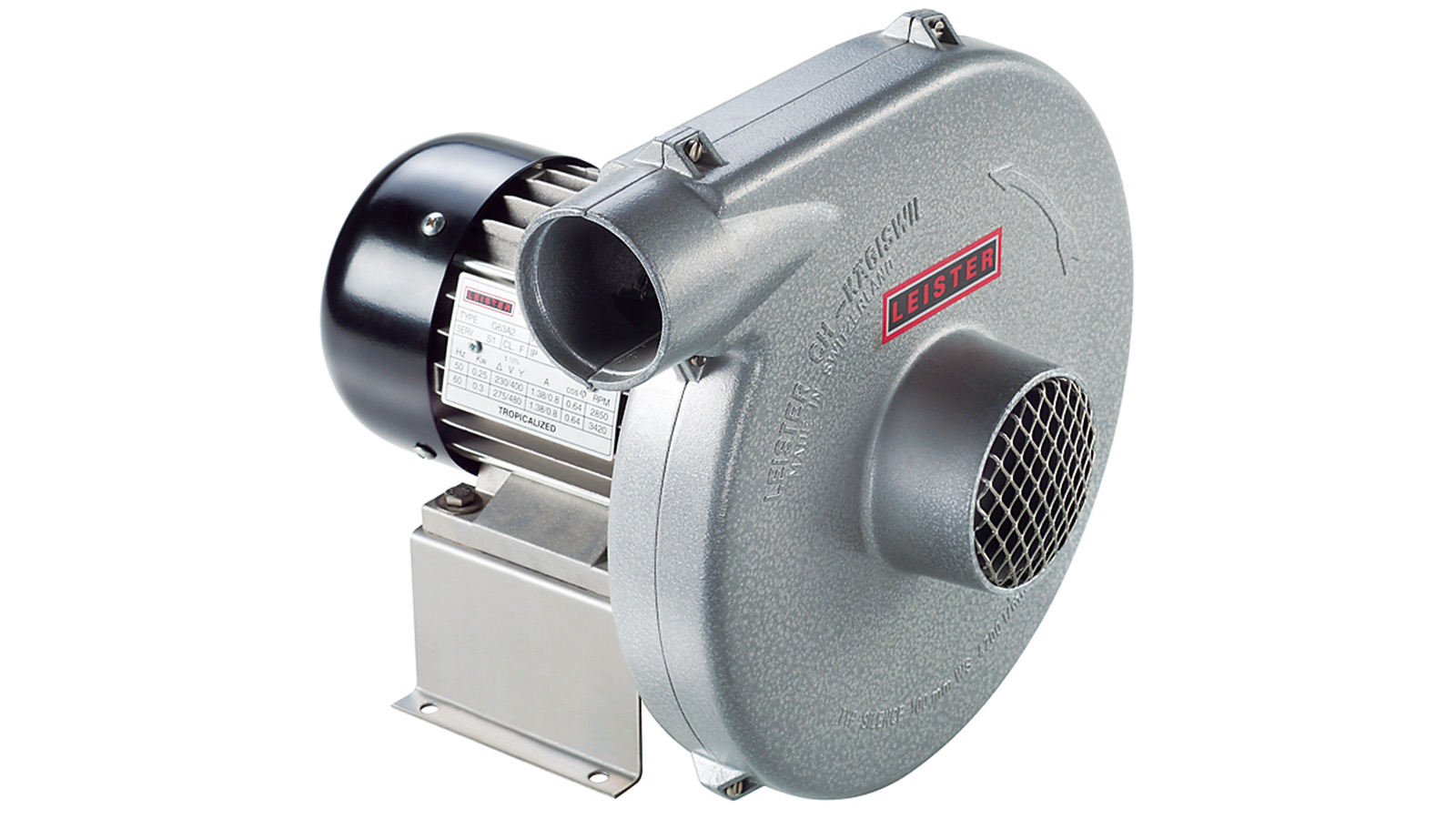 Small Industrial Fans And Blowers : Blowers