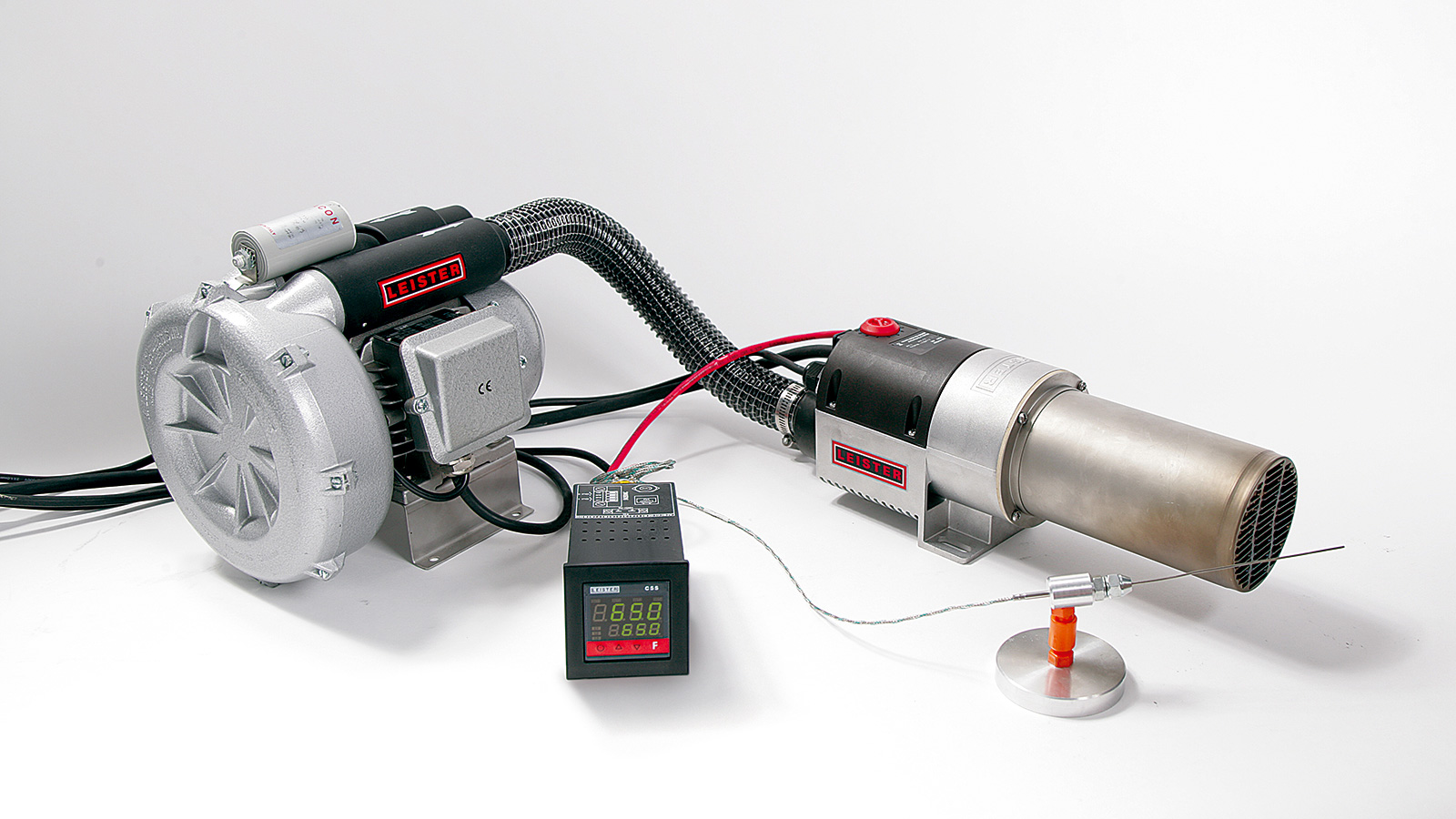 Industrial Heat Blower : Process heat