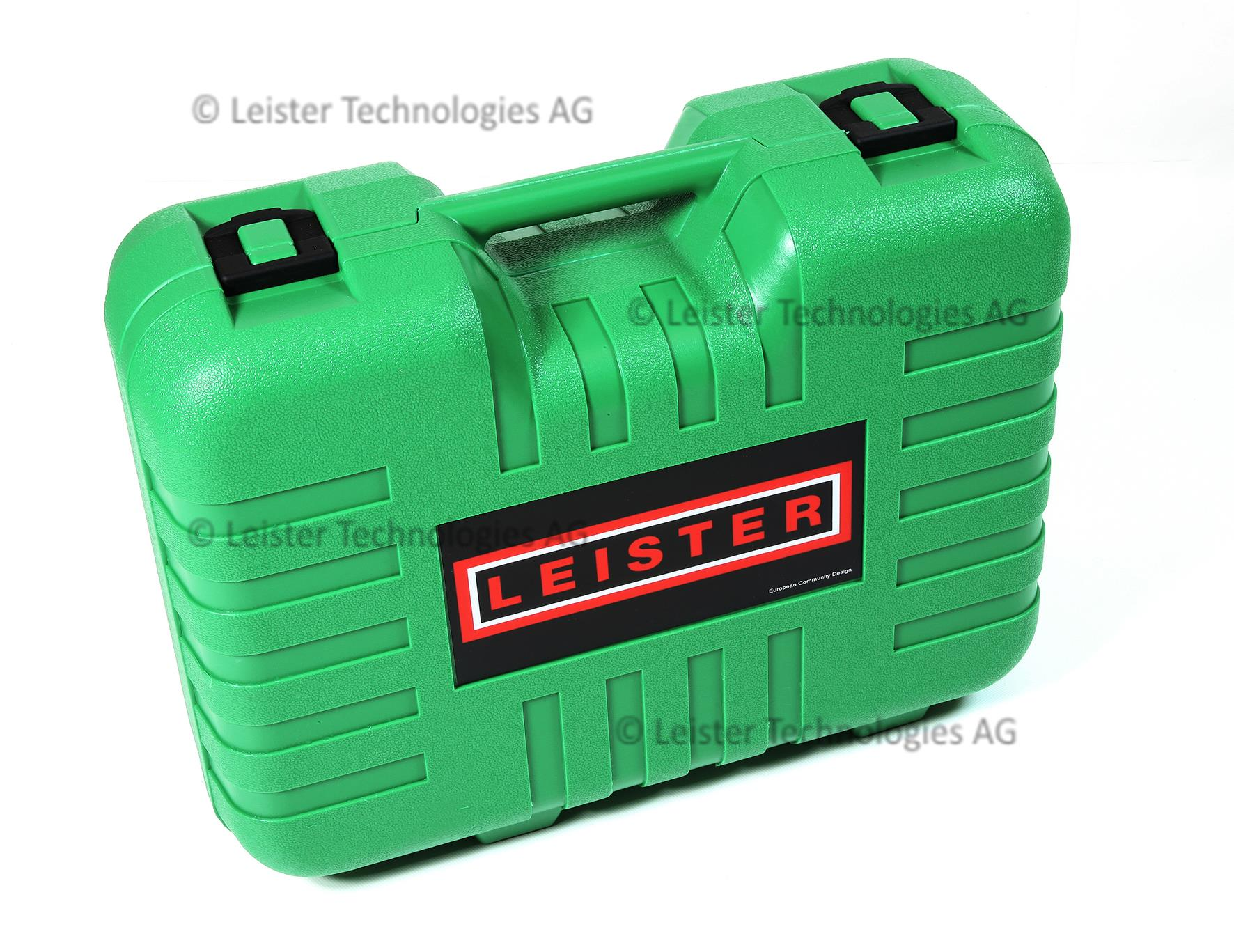 Leister Plastic case