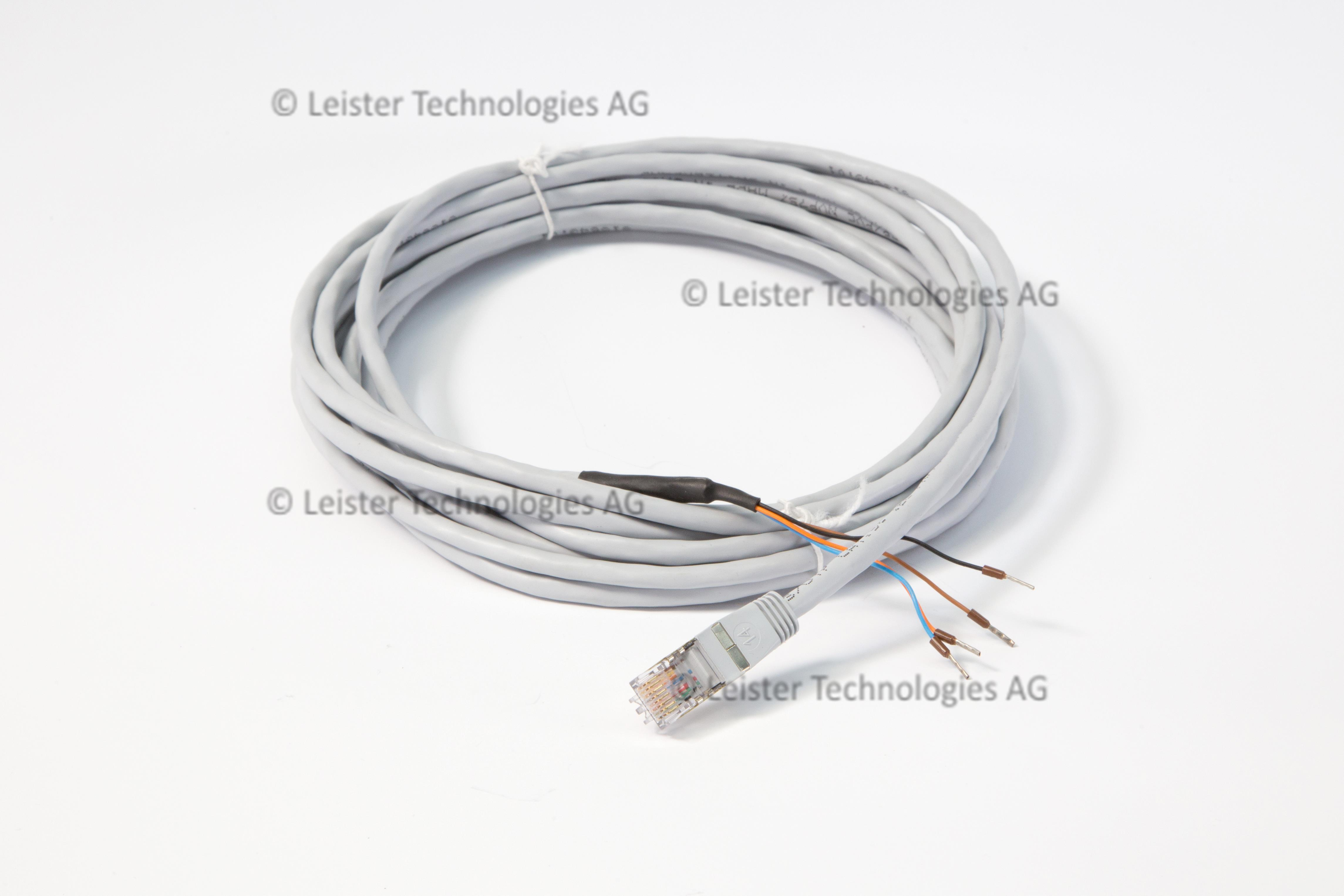 144.026 System interface cable5m