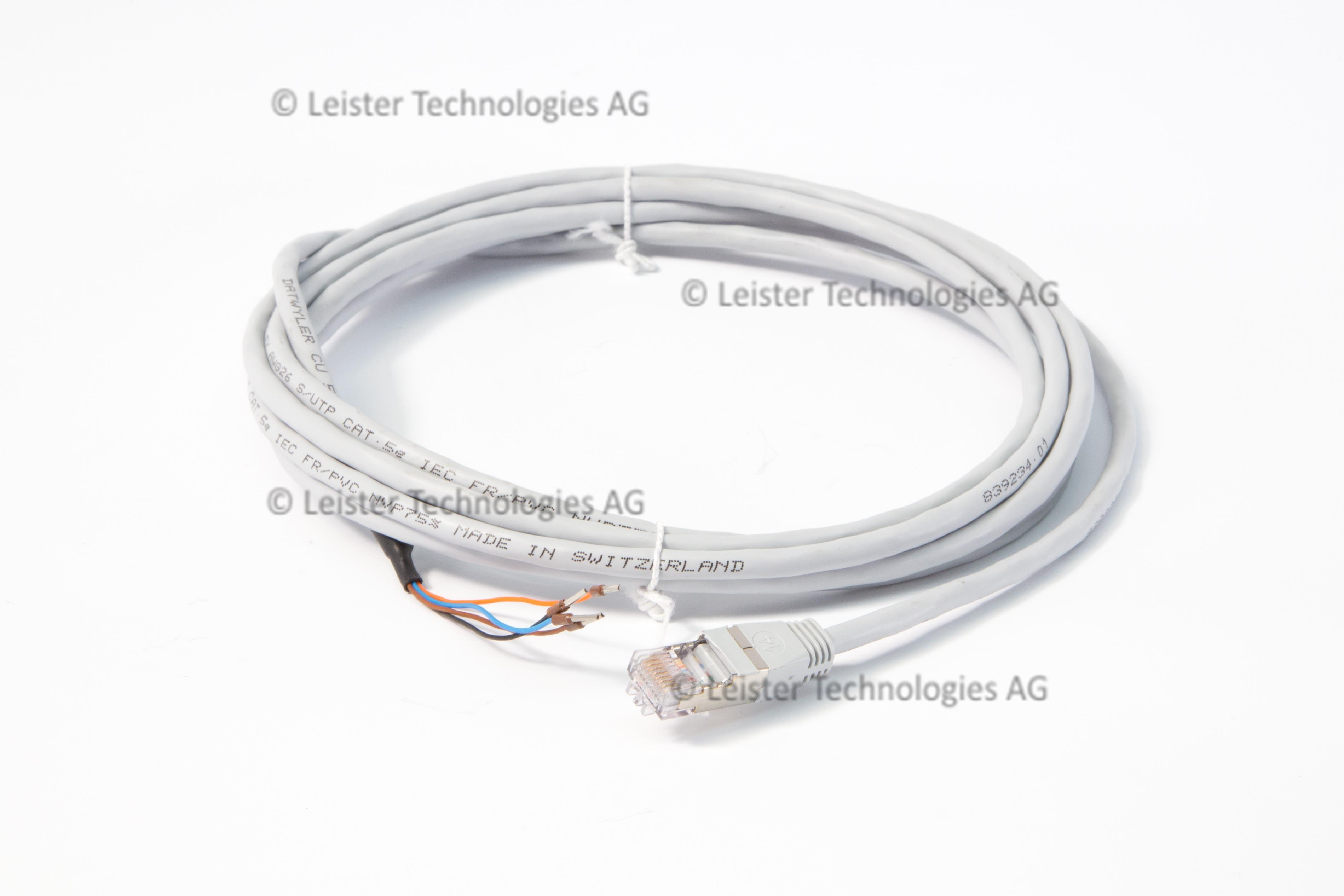 144.028 System interface cable 3m