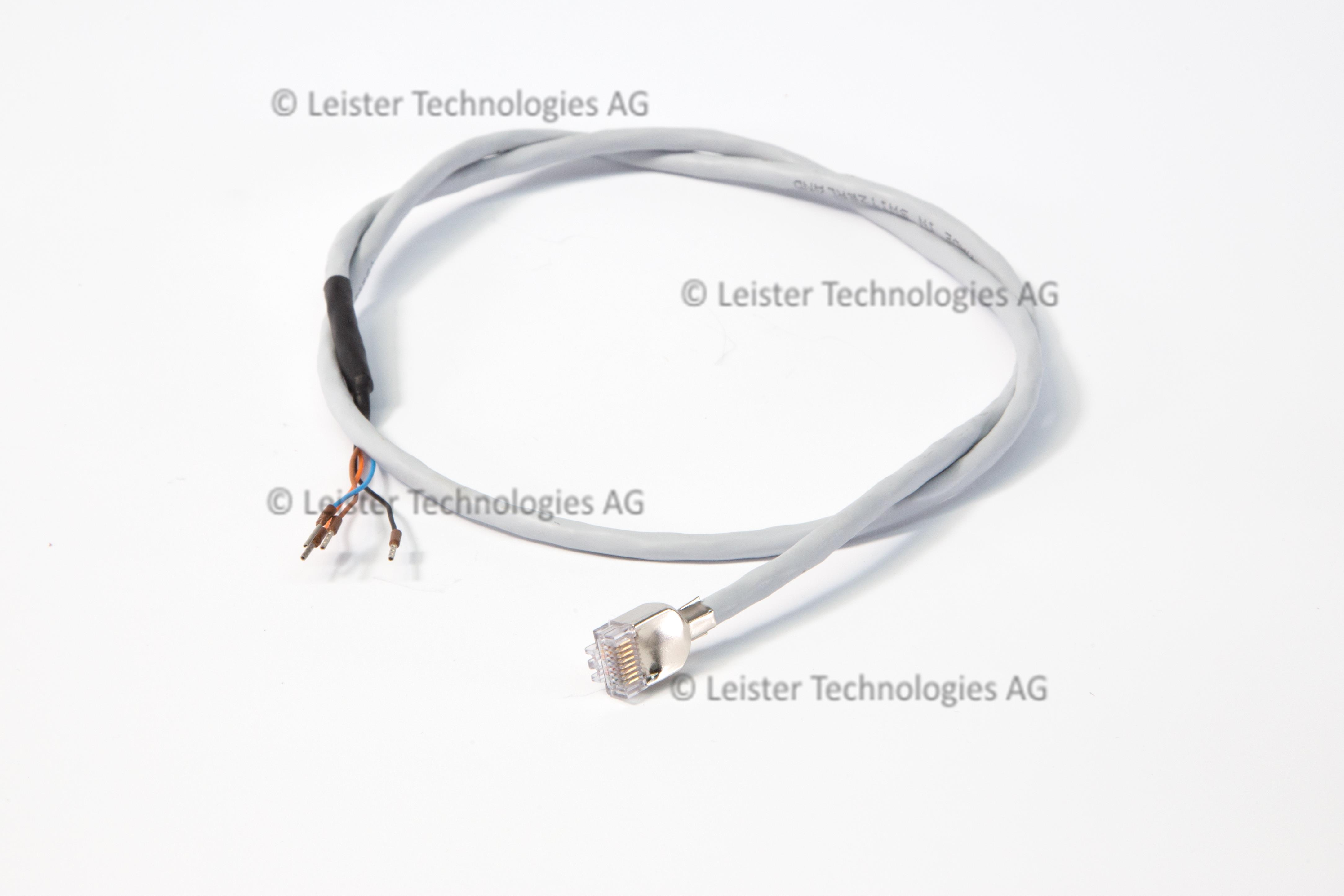 144.030 System interface cable 1m