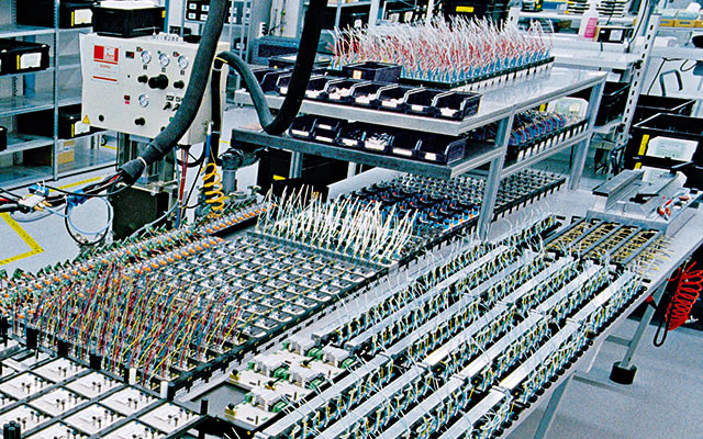 electronic industry