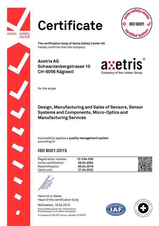 Axetris_ISO_9001_2015_Certification_2019