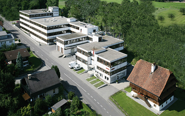 Axetris AG - Headquarter Switzerland