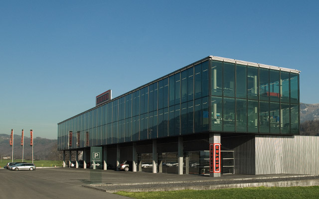 Leister Group - Headquarter Switzerland