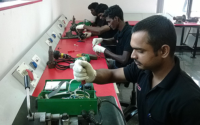 Leister India Repair Center