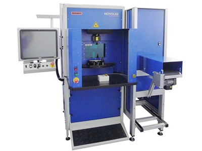 Leister Laser Plastic Welding Custom Systems