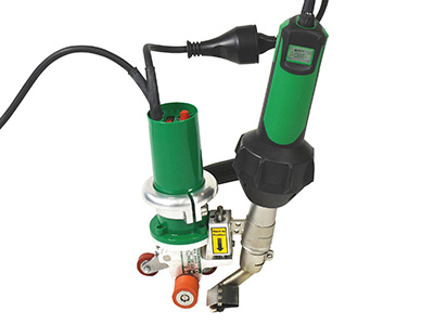 Leister Automatic Welder TRIAC Drive