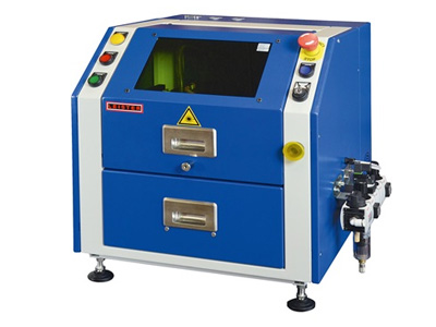 Leister Laser Plastic Welding Table Top System TTS