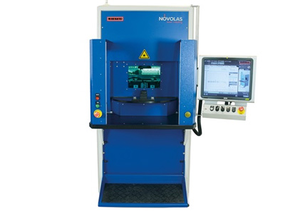 Leister Laser Plastic Welding Workstation AT Rount Table
