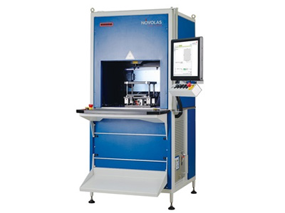 Leister Laser Plastic Welding Workstation AT