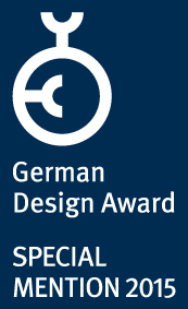 GDA 2015 - German Design Award 2015 - Label Special Mention