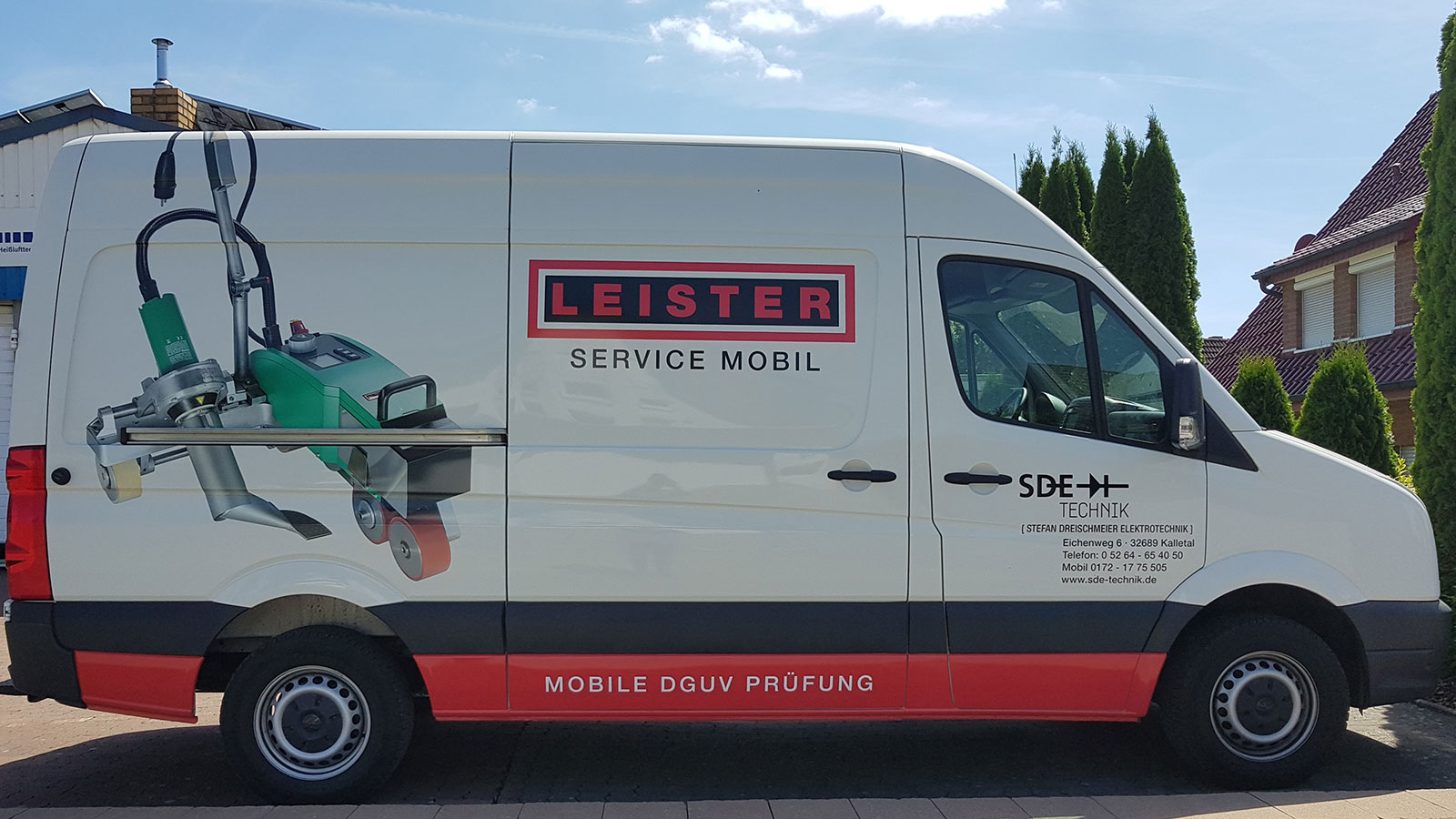 LEISTER Service Bus