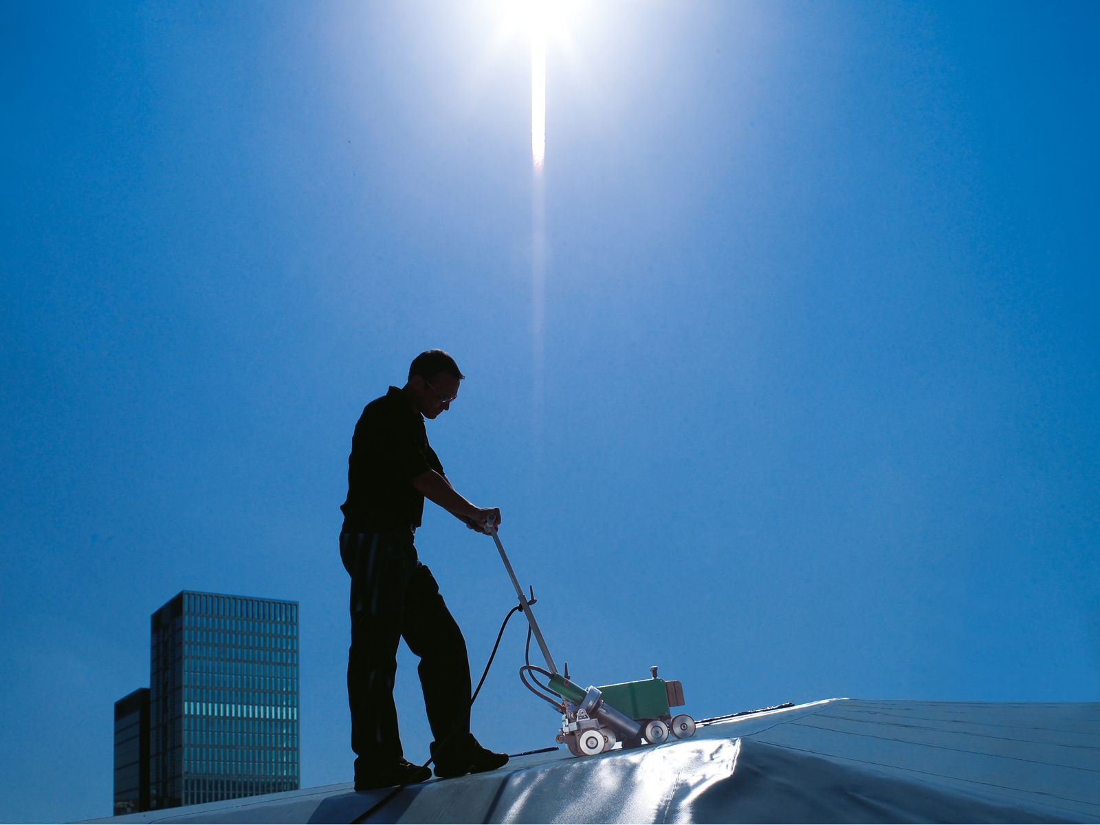 Leister Roofing