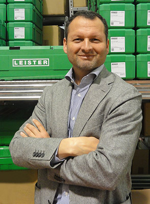 Paolo Possa, General Manager di Leister Technologies Italia