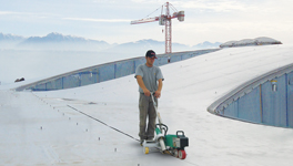 Leister Plastic Welding Roofing About