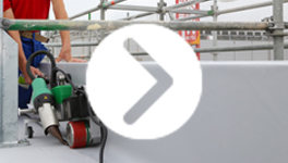 Leister Plastic Welding Roofing Youtube