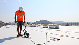 Leister Flat Roofing