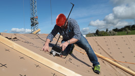 Leister Pitched Roofs