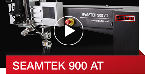 Leister SEAMTEK 900 AT Microsite