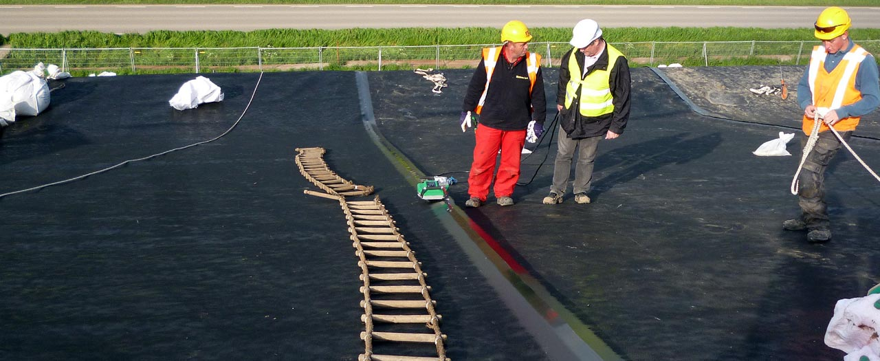 GEOSTAR field-testing at the Netherlands