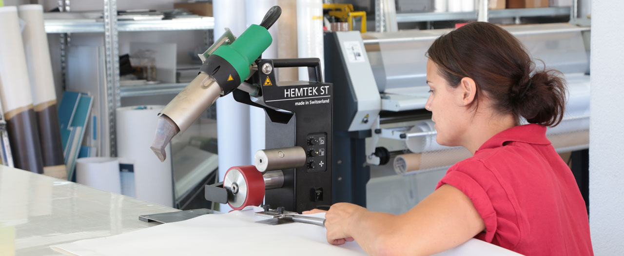 LEISTER HEMTEK in use teaser